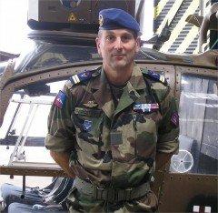 MALI  : Lieutenant Damien Boiteux tombé au champ d'honneur. dans In Mémoriam 697181877