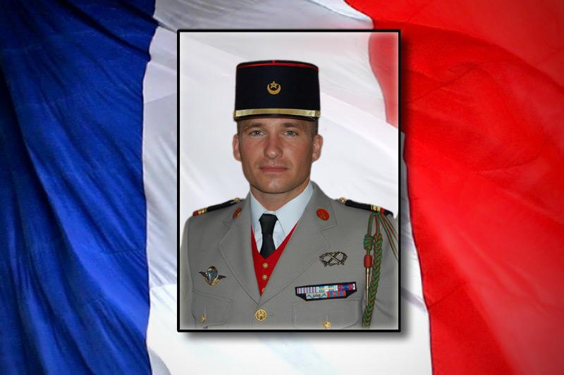 Brigadier-chef Wilfried Pingaud, tué au Mali. dans In Mémoriam 483840_564951856857700_2080221329_n