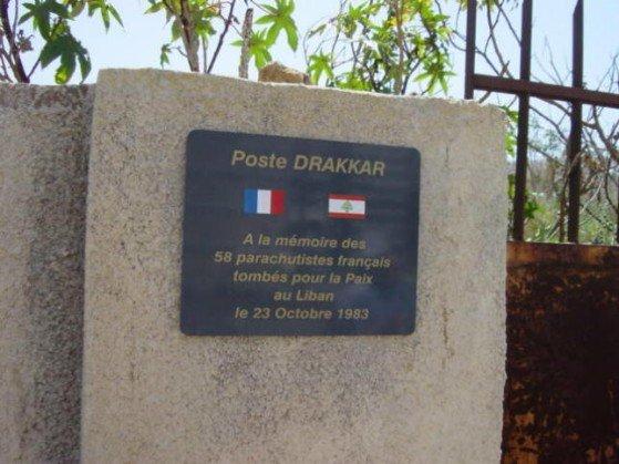 Il y a 30 ans : L'attentat du poste DRAKKAR au Liban dans In Mémoriam big_21688502_0_559-419
